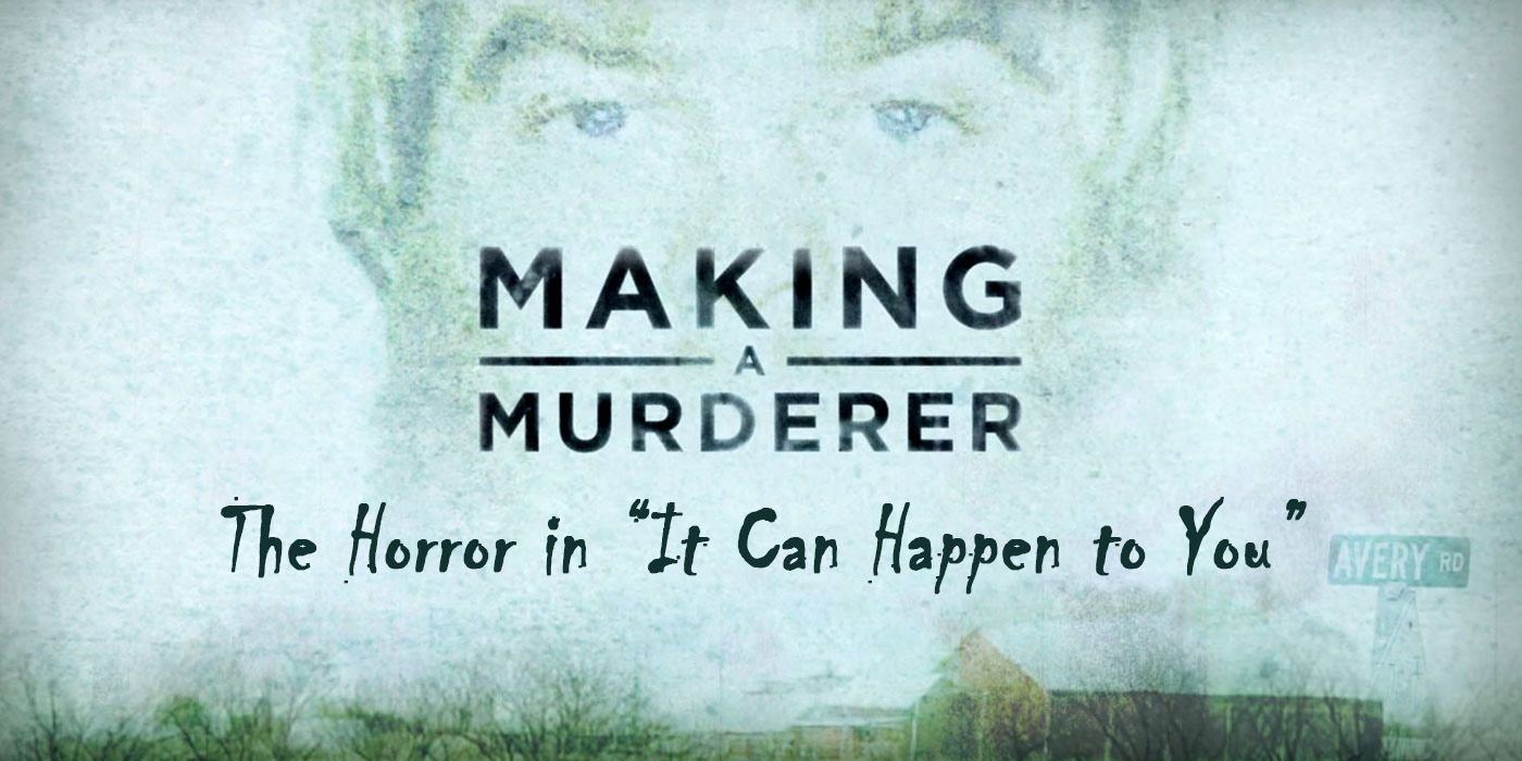 """The Horror in """"It Can Happen to You"""""""