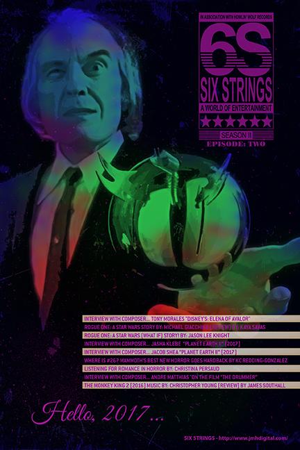 Six Strings - Season 2 Issue 2 [2017]
