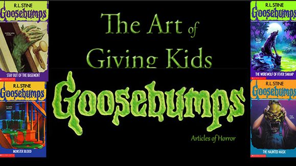 'Goosebumps' Still Scaring Kids Twenty Years Later